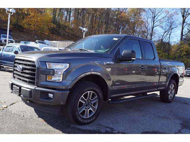 2017 F-150 Super Cab 4x4, Pickup #61807A - photo 4