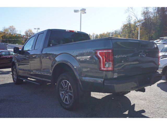 2017 F-150 Super Cab 4x4, Pickup #61807A - photo 6