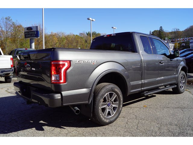 2017 F-150 Super Cab 4x4, Pickup #61807A - photo 2