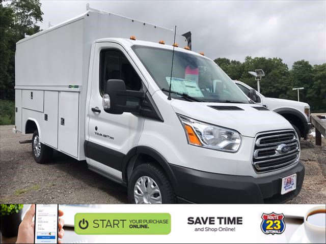 2019 Ford Transit 350 RWD, Reading Aluminum CSV Service Utility Van #61892 - photo 1