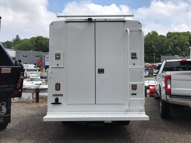2019 Ford Transit 350 RWD, Reading Aluminum CSV Service Utility Van #61892 - photo 4