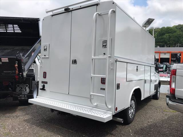 2019 Ford Transit 350 RWD, Reading Aluminum CSV Service Utility Van #61892 - photo 2