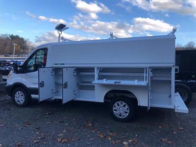 2019 Ford Transit 350 4x2, Reading Aluminum CSV Service Utility Van #61893 - photo 9