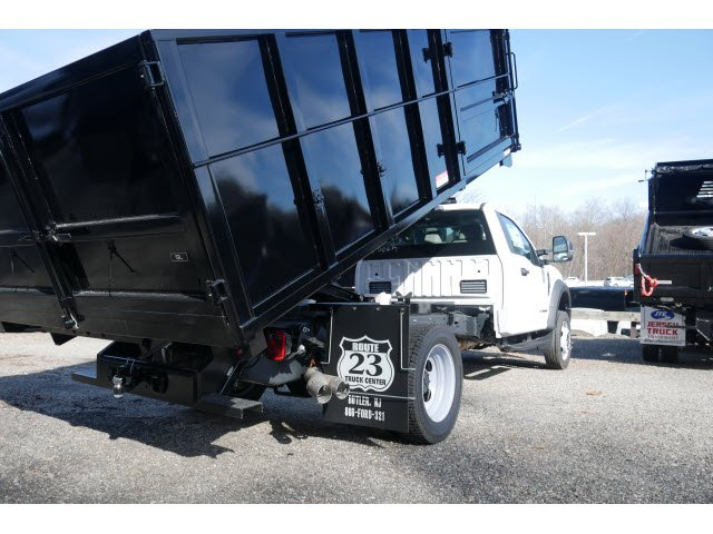 2019 F-450 Regular Cab DRW 4x4, Reading Landscape Dump #61906 - photo 1