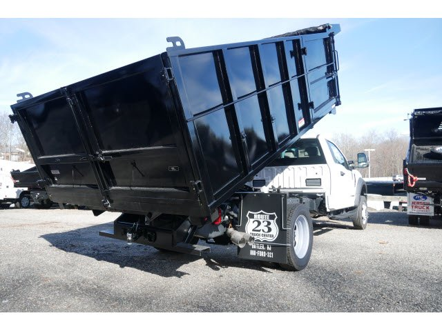 2019 F-450 Regular Cab DRW 4x4, Reading Landscape Dump #61907 - photo 1