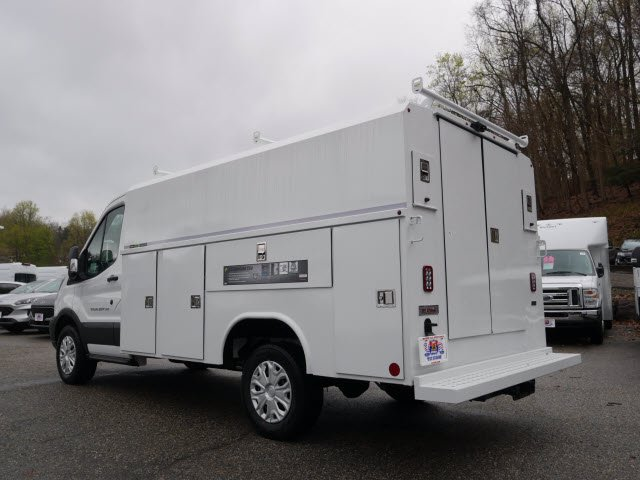 2019 Ford Transit 350 RWD, Reading Aluminum CSV Service Utility Van #61908 - photo 4