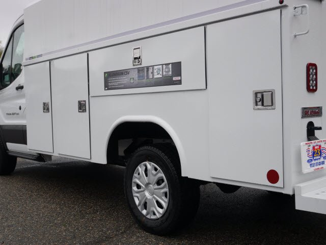 2019 Transit 350 4x2, Reading Aluminum CSV Service Utility Van #61908 - photo 7