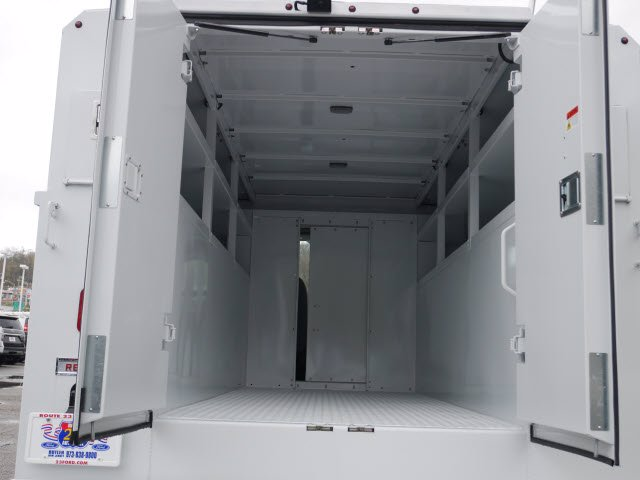 2019 Ford Transit 350 RWD, Reading Aluminum CSV Service Utility Van #61908 - photo 8