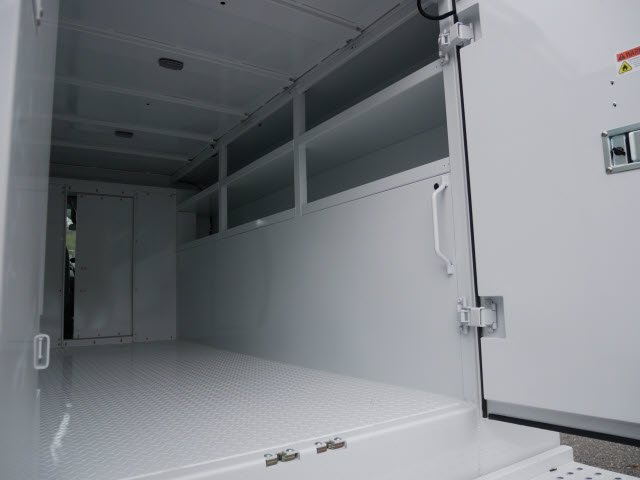 2019 Transit 350 4x2, Reading Aluminum CSV Service Utility Van #61908 - photo 9