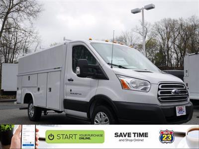 2019 Transit 350 4x2, Reading Aluminum CSV Service Utility Van #61908 - photo 1
