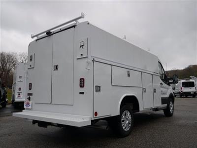 2019 Transit 350 4x2, Reading Aluminum CSV Service Utility Van #61908 - photo 2