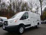2019 Ford Transit 350 RWD, Reading Aluminum CSV Service Utility Van #61908 - photo 3