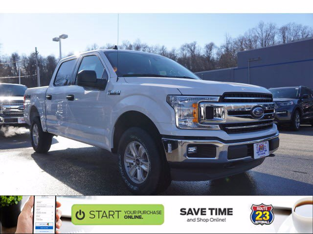 2020 F-150 SuperCrew Cab 4x4, Pickup #61947 - photo 1