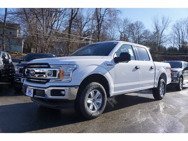 2020 F-150 SuperCrew Cab 4x4, Pickup #61947 - photo 3