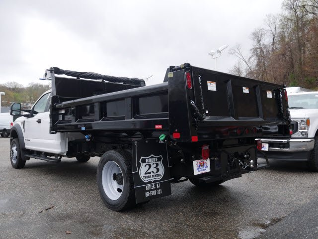 2019 Ford F-550 Super Cab DRW 4x4, Rugby Eliminator LP Steel Dump Body #62006 - photo 4