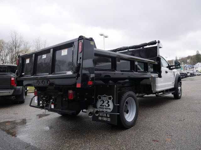 2019 Ford F-550 Super Cab DRW 4x4, Rugby Eliminator LP Steel Dump Body #62006 - photo 2