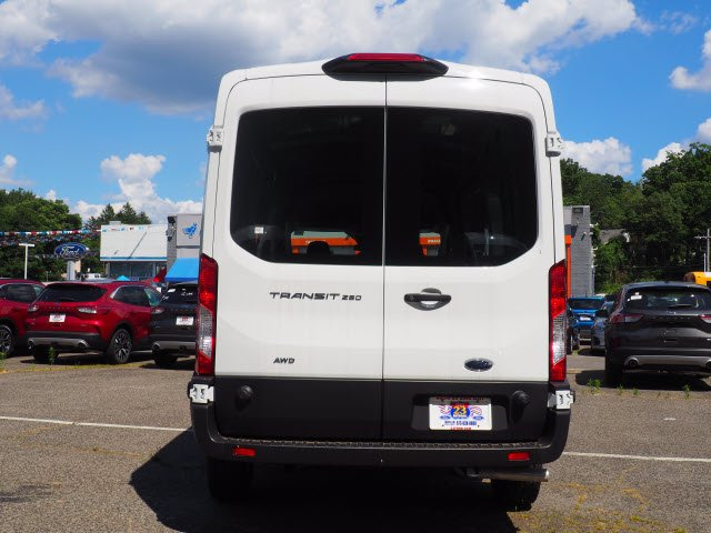 2020 Ford Transit 250 Med Roof AWD, Empty Cargo Van #62010 - photo 7