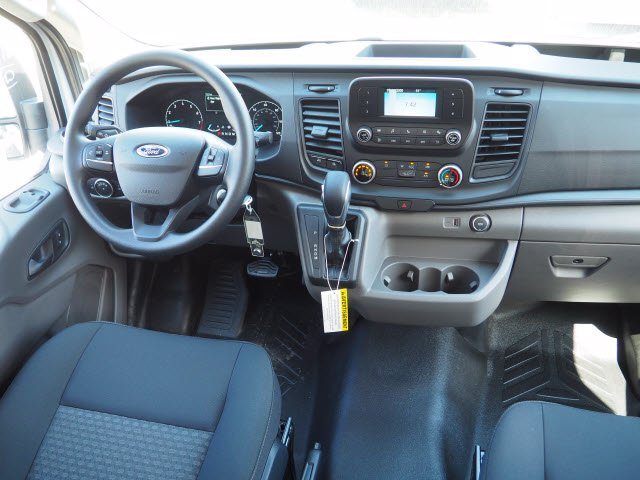 2020 Ford Transit 250 Med Roof AWD, Empty Cargo Van #62010 - photo 10