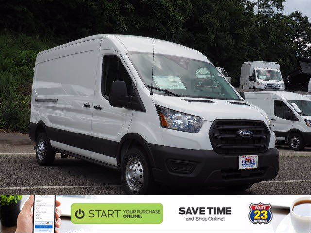 2020 Ford Transit 250 Med Roof AWD, Empty Cargo Van #62031 - photo 1