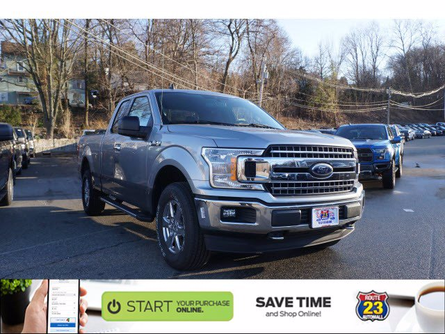 2020 Ford F-150 Super Cab 4x4, Pickup #62034 - photo 1