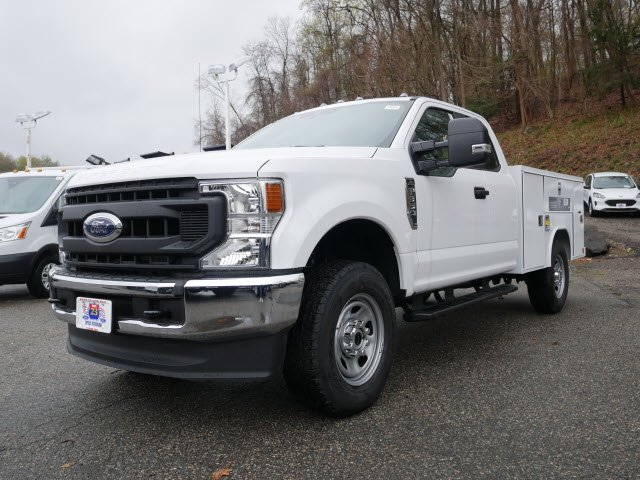 2020 F-350 Super Cab 4x4, Reading SL Service Body #62039 - photo 3