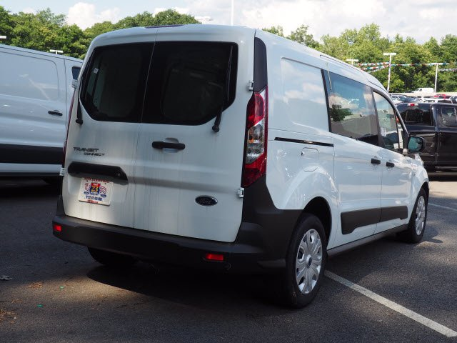 2020 Ford Transit Connect FWD, Empty Cargo Van #62045 - photo 8