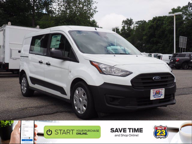 2020 Ford Transit Connect FWD, Empty Cargo Van #62077 - photo 1
