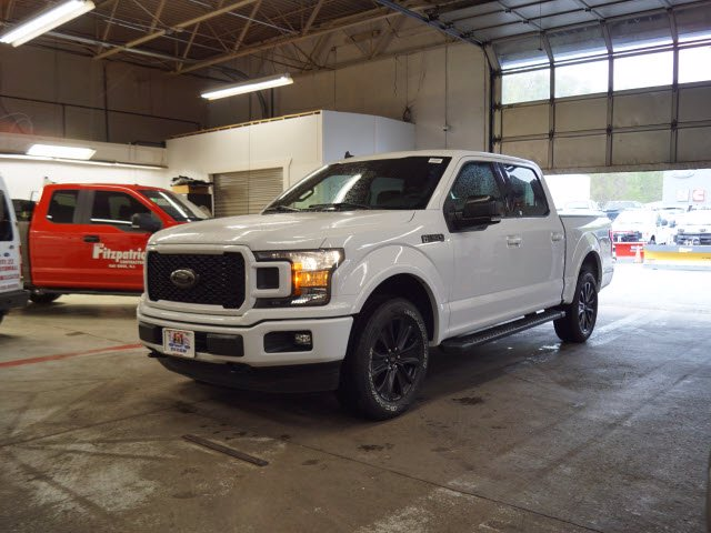 2020 Ford F-150 SuperCrew Cab 4x4, Pickup #62136 - photo 4