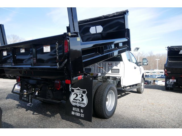 2019 F-350 Super Cab DRW 4x4, Rugby Dump Body #62140 - photo 1