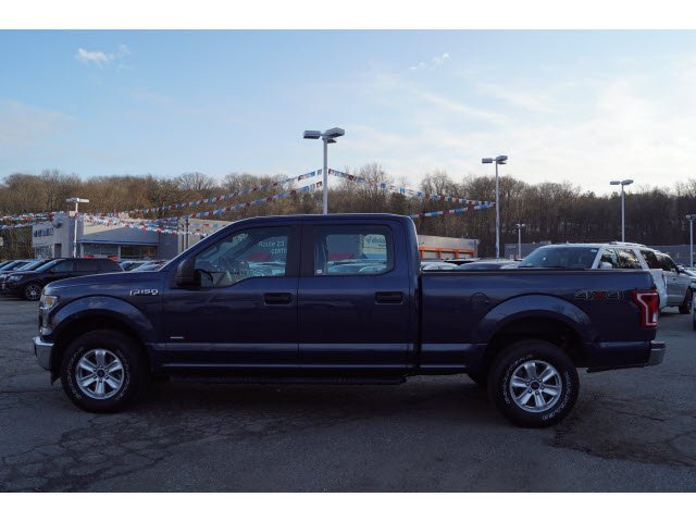 2017 F-150 SuperCrew Cab 4x4, Pickup #62166A - photo 5