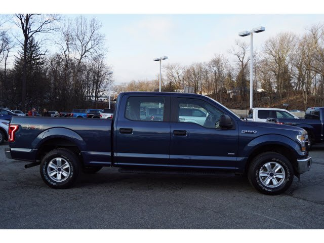2017 F-150 SuperCrew Cab 4x4, Pickup #62166A - photo 8