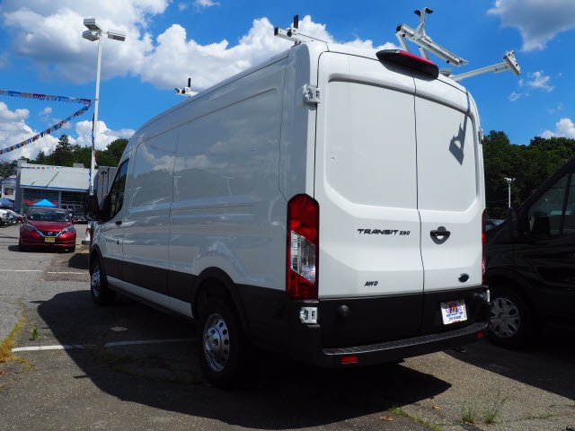 2020 Ford Transit 250 Med Roof AWD, Masterack Upfitted Cargo Van #62218 - photo 5