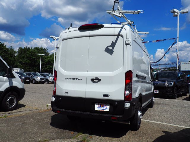 2020 Ford Transit 250 Med Roof AWD, Masterack Upfitted Cargo Van #62218 - photo 7