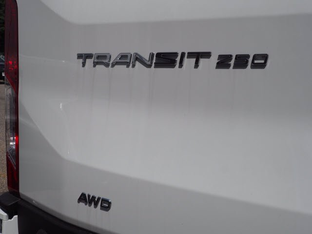 2020 Ford Transit 250 Med Roof AWD, Masterack Upfitted Cargo Van #62218 - photo 8