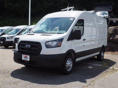 2020 Ford Transit 250 Med Roof AWD, Masterack Upfitted Cargo Van #62218 - photo 4
