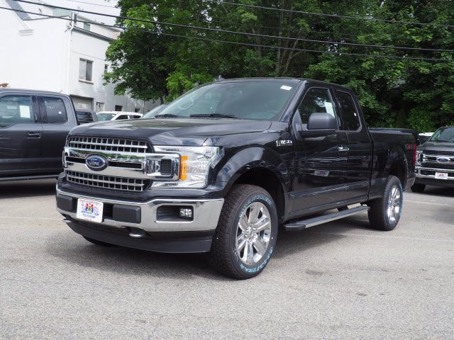 2020 Ford F-150 Super Cab 4x4, Pickup #62224 - photo 1