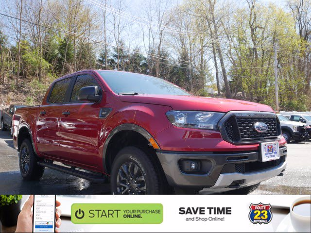 2020 Ford Ranger SuperCrew Cab 4x4, Pickup #62244 - photo 1