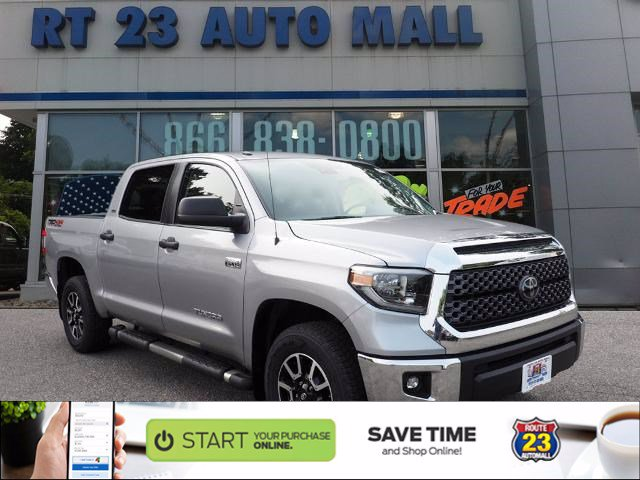 2018 Toyota Tundra Crew Cab 4x4, Pickup #62268A - photo 1