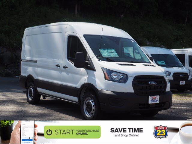 2020 Ford Transit 250 Med Roof RWD, Empty Cargo Van #62273 - photo 1