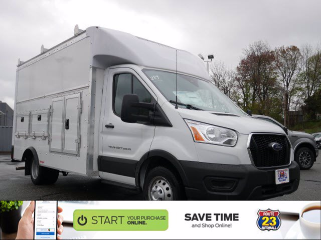 2020 Ford Transit 350 HD DRW RWD, Rockport Workport Service Utility Van #62290 - photo 1