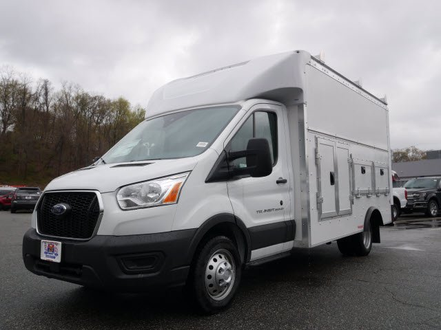 2020 Ford Transit 350 HD DRW RWD, Rockport Workport Service Utility Van #62290 - photo 3