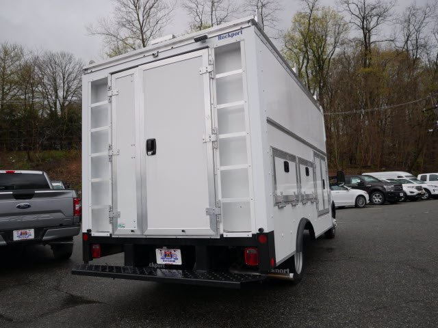 2020 Transit 350 HD DRW RWD, Rockport Service Utility Van #62290 - photo 1