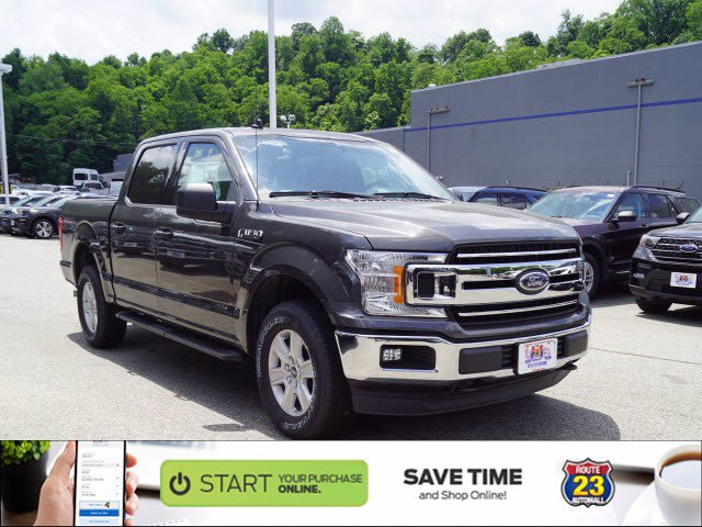 2020 Ford F-150 SuperCrew Cab 4x4, Pickup #62299 - photo 1