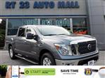 2017 Nissan Titan Crew Cab 4x4, Pickup #62307A - photo 1