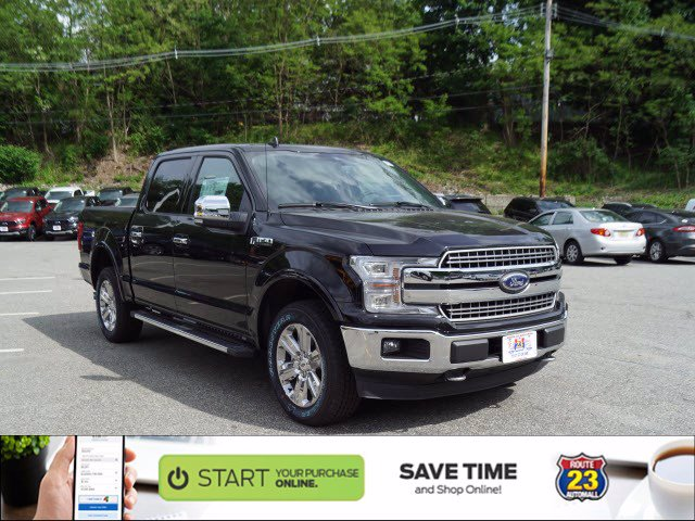 2020 Ford F-150 SuperCrew Cab 4x4, Pickup #62321 - photo 1