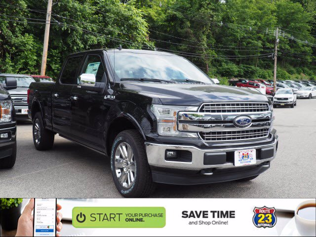 2020 Ford F-150 SuperCrew Cab 4x4, Pickup #62324 - photo 1