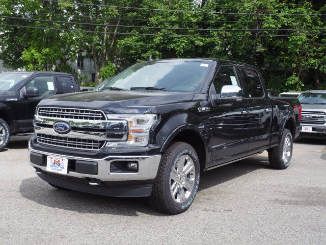 2020 Ford F-150 SuperCrew Cab 4x4, Pickup #62324 - photo 4