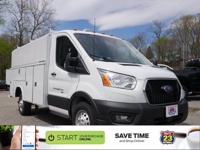 2020 Transit 350 AWD, Reading Service Utility Van #62402 - photo 1