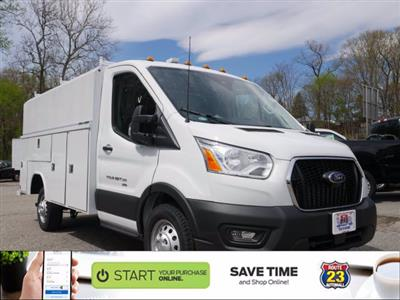 2020 Ford Transit 350 AWD, Reading Aluminum CSV Service Utility Van #62402 - photo 1