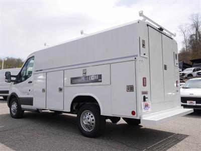 2020 Ford Transit 350 AWD, Reading Aluminum CSV Service Utility Van #62402 - photo 4